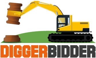 Digger Bidder the new auction website for plant machinery